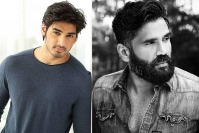 Ahaan Shetty ready to make debut in Bollywood, this famous Bollywood director will launch him