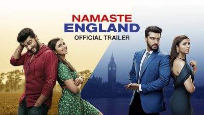 Namaste England Trailer is out: Get ready to watch the adorable chemistry between Ishaqzaade pair