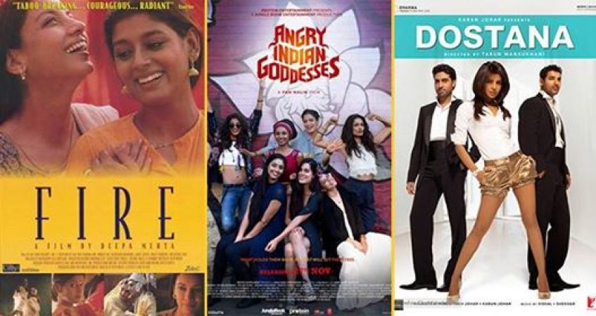 6 Controversial Bollywood movies on homosexuality