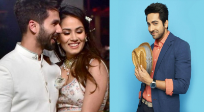 Ayushman congratulates Shahid and Mira on becoming parents for the second time