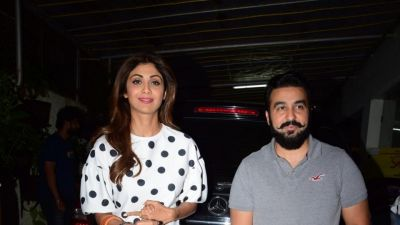 Paparazzi clicking pictures of Shilpa Shetty-Raj Kundra are attacked by bouncers