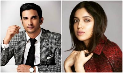 Bhumi Pednekar has been approached to play opposite Sushant Singh Rajput!