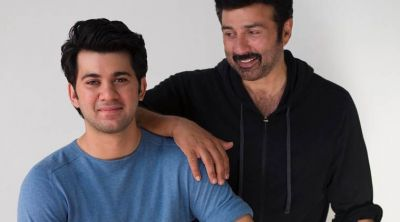 Sunny Deol talks about launching his son Karan Deol