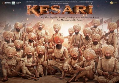 Akshay Kumar starrer 'Kesari' first poster out! Have a look here