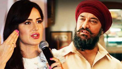 Katrina shares a first look of Aamir Khan's Thugs of Hindustan, see pics