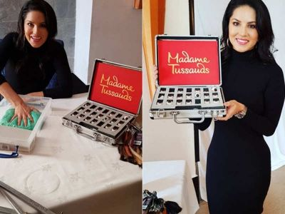 Hubby Daniel Webber feels proud :Sunny Leone to unveil her wax statue at Madame Tussauds, Delhi today