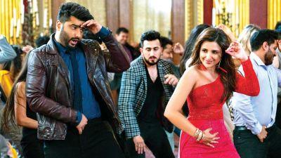 Watch Now : Get ready to dance on 'Bhare Bazaar' with Badshah and Arjun- Parineeti
