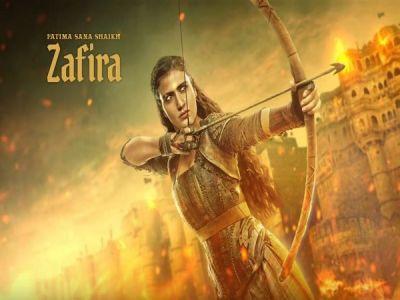 Thugs of Hindostan: Amir Kahan introduces Fatima Sana as 'Thug' Zafira
