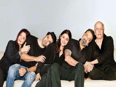 'Sadak 2' : Sanjay Dutt  proud to take the journey again with Mahesh Bhatt