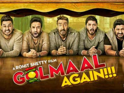 'Golmaal Again' trailer is out
