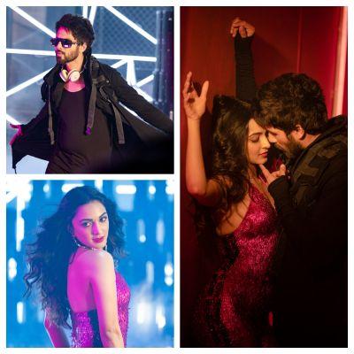 Watch Arjun Reddy couples Shahid Kapoor & Kiara Advani share sexy chemistry in a recreated version of Prabhu Deva's Urvashi