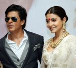 For the third time SRK will tie up with Anushka