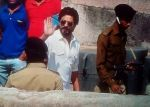 Shahrukh wrapped up the shoot of Raees