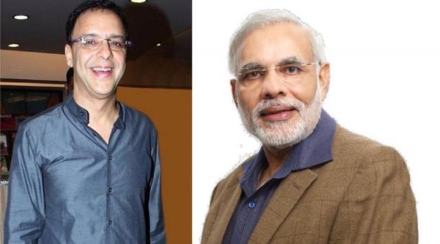 PM मोदी ने दी विधु को फिल्म के लिए शुभकामनाएं