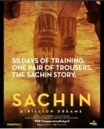 Sachin:A Billion Dreams, biopic poster out !