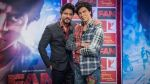 'Fan' inspired wax figure at Madame Tussauds London,revealed by SRK