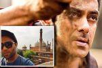 Salman Khan is at Delhi's Jama Masjid to shoot 'Sultan'