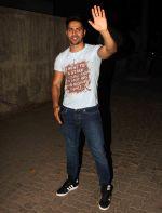 Bollywood Stars at Varun Dhawan's b'day party