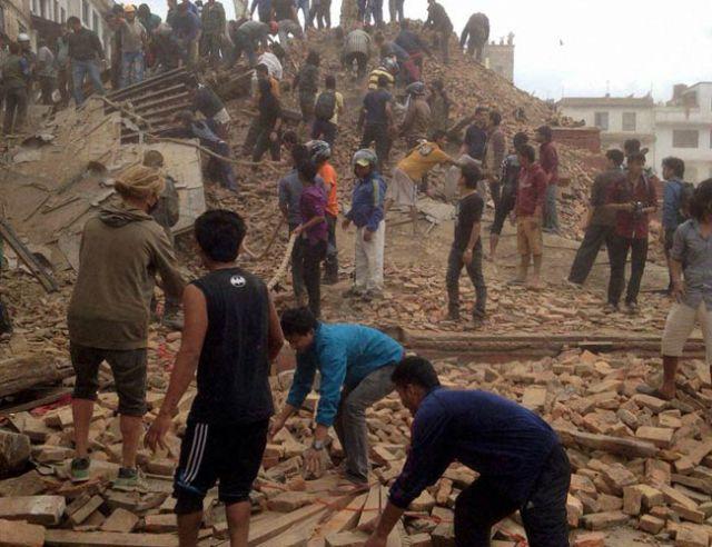 नेपाल भूकंप में अभिनेता का हुआ निधन