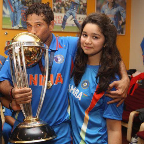 सचिन अपनी बेटी के फिल्मो में आने की खबर से नाराज