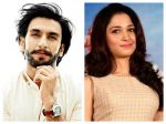 Ranveer and Tamannaah will pair up for Rohit Shetty's next