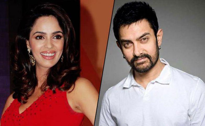 आमिर की पत्नी बनेगी मल्लिका