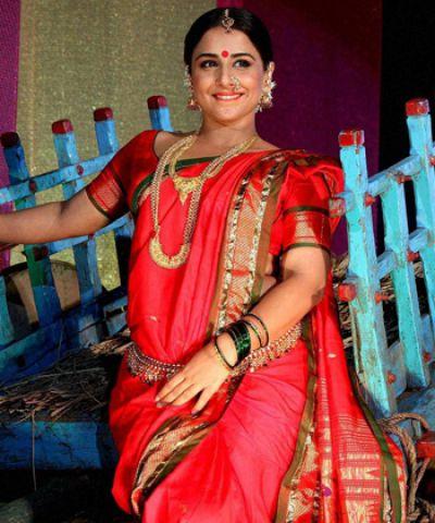 महाराष्ट्र सरकार ने किया विध्या बालन को सम्मानित