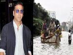 चैन्नई बाढ़ पीड़ितों को खिलाड़ी कुमार ने दिए 1 करोड़ रूपए दान