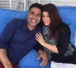 Twinkle is pushing herself to the absolute limit in humorous way, says her husband
