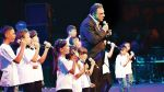 Boman Irani has showcased his singing talent with Choir