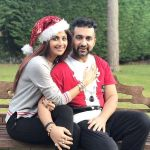 Shilpa Shetty with husband again on Christmas gave us relationship goals !!!