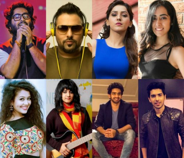 11 Singers who made their names to chartbusters of '2016'