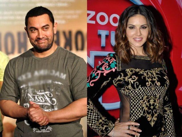 आखिर क्यों आमिर ने सनी को लंच पर बुलाया