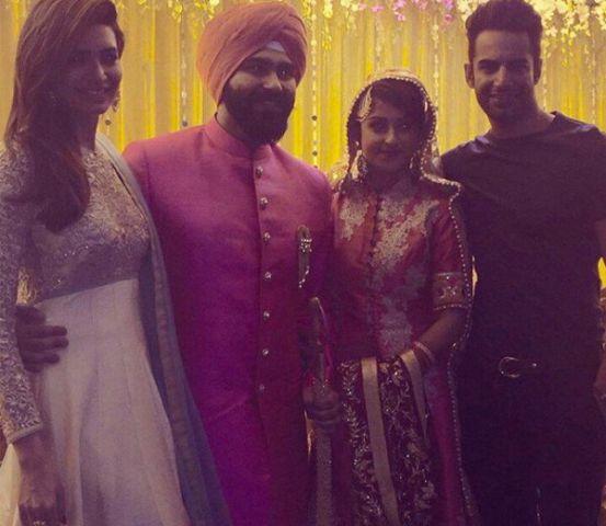 आर्य बब्बर ने गुपचुप तरीके से की शादी