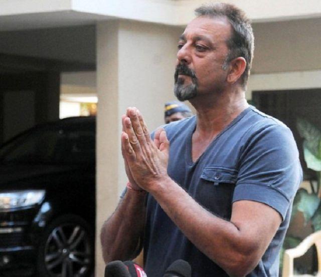 कांग्रेस ने किया संजय दत्त की रिहाई का विरोध