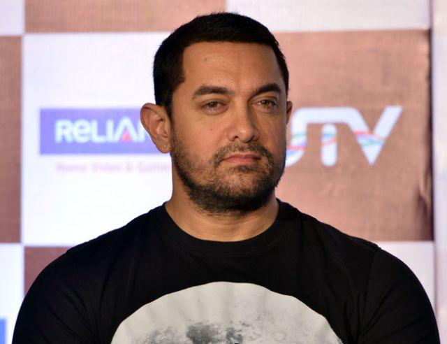 आमिर खान ने 'दंगल' के लिए किया वजन घटाना शुरू