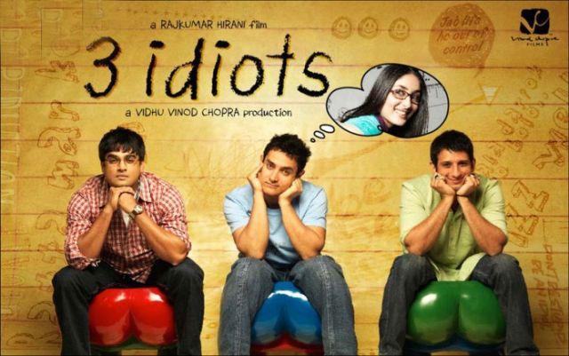 सुपरहिट फिल्म 3 इडियटस के सीक्वल की तैयारी शुरू