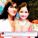 Harshali Malhotra wished Katrina Kaif by calling Aunty, wasn't trolled