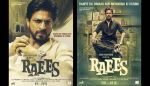 SRK's new oily tanned scruffy look from 'Raees'