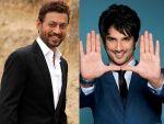 Sushant Singh Rajput and Irfan Khan share screen in 'Adajania'