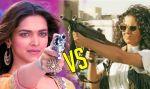 Kangana Ranaut replaced Deepika Padukon