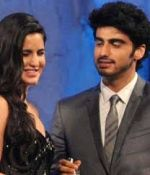 Katrina Kaif have support of his rakhi brother Arjun Kapoor