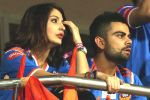 Kohli comes out in Anushka's support !