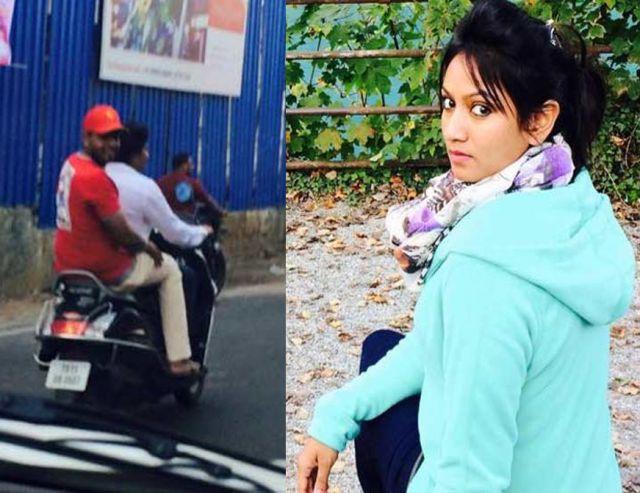 अभिनेत्री ने फेसबुक पर डाली छेड़छाड़ करने वाले आरोपियों की फोटोज