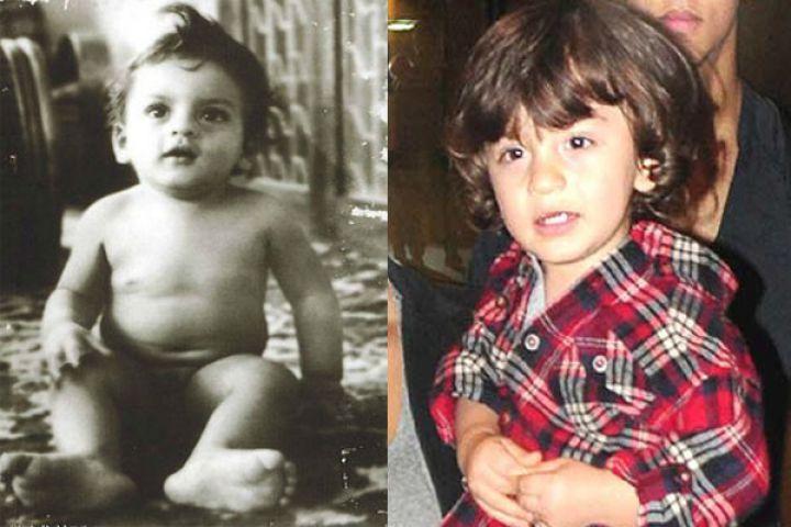 मेरी बहन ने कहा की मैं बचपन में अब्राम से ज्यादा प्यारा दीखता था : शाहरुख़