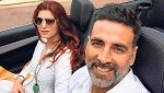 Akshay is again off to dubai with twinkle