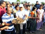 Aamir Khan come out to support to the water conservation efforts