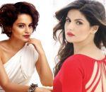 Kangana is replaced by Zareen Khan in Sai Kabir's next