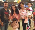 Shilpa Shetty Kundra celebrated her son's Viaan grand b'day