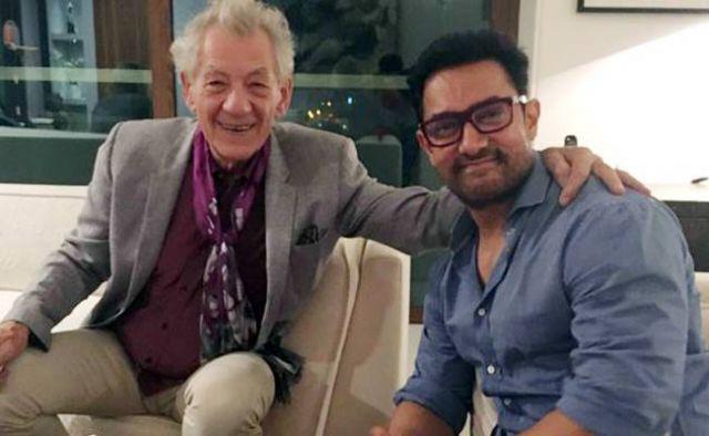 तो आमिर ने पत्नी संग इनके साथ किया डिनर.....